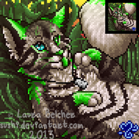 Non remap portrait - The Jade by Sushi