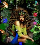 Jungle Girl by CatBeluxe