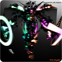 The Mystic Single Album Art by DKDevil