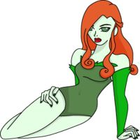 Poison Ivy by Pisces1090