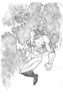 Captain Britain by Martinez23