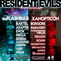 resident evils main back by reactionarypdx