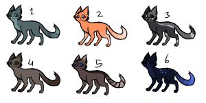 More kitties! (5/6) *5 points each!* by aeroaddict