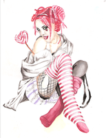 Emilie Autumn by LittleTenshi
