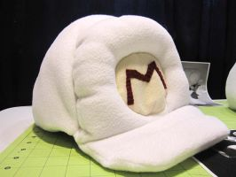 Mario Galaxy Cloud Hat by ZodiacEclipse