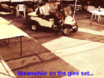Meanwhile on the glee set... by Sugerpie56