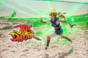 Jak and Daxter: The Precursor Legacy by Build-it-Bradley