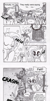 Fell's Journey in Ponyville, Day 3, pps. 35~37 by Lumdrop