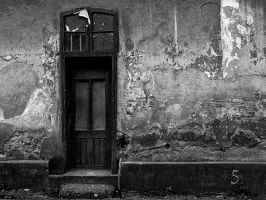 The Door no3 by Bas-Celik
