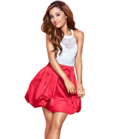 Arianna Grande png by saltylittledreams