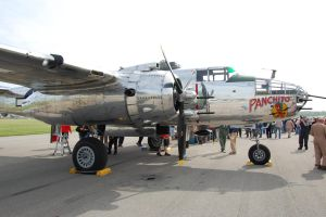 B-25J 'Panchito' - Doolittle 70th Anniversary by comradeloganov