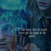 101 Reasons to Ship Harry and Hermione - 22 by Lennves