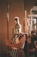 Greek Hoplite by WestytheTraveler