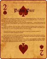 Poker Pair - Part Three - by Sinanxis
