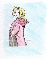 Edward Elric by smile-in-ur-sl by edward-elric