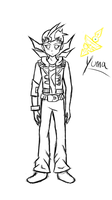 Yuma sketch by Serina67