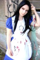 Alice Liddell Cosplay 1 by LucyIeech