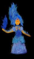The Pyro Witch by RoyalCanterlot-RPS