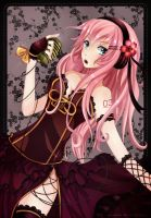 Megurine Luka by Squ-chan