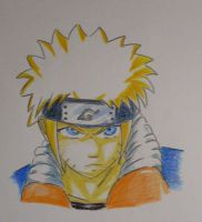 naruto colored by ruhi91