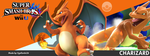 SSB For Wii U/3DS - Charizard FB Cover by egallardo26