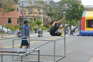 Summer Days Street Fair, Brave the Pole Swinging6 by Miss-Tbones