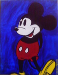 Mickey Mouse by MerryWithin