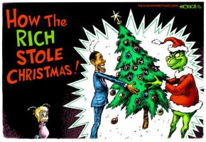 How the Rich Stole Christmas by Deep-Hurting