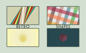 retro shapes pack #1 by Meowingtons