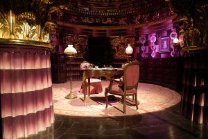 Umbridge's Office by MissNuttyTree