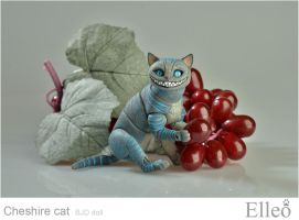 Cheshire-cat bjd doll 13 by leo3dmodels
