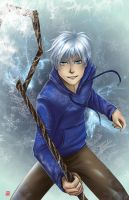 Jack Frost - ROTG by TyrineCarver