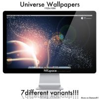 Universe Wallpapers by NKspace