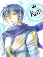 Vocaloid-Kaito by christon-clivef
