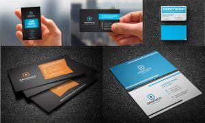 Creative Business Cards Bundle #10 by nazdrag