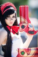Bayonetta (Maid Ver.) by Marco-Photo