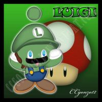 Luigi Chao by CCgonzo12