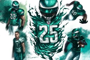 Philadelphia Eagles by streetz86