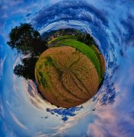 Little planet v3 by TomekKarol