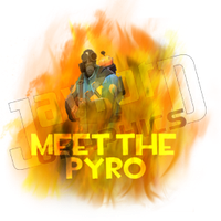Meet The Pyro Spray (for Ninjaofdeath) by JayFordGraphics