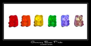 Gummy Bear Pride by emailartist26