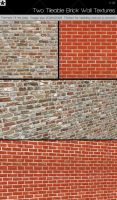 2 Tileable Brick Textures by HollowIchigoBanki