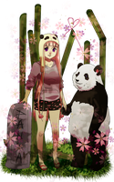 Save Pandas by Samr0iD