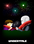 UT: Happy New Year, Kiddo by lexiepotter
