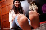Prety tan hosed soles by DivaRope