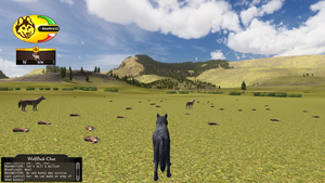 Wolfquest Screenshot by XXspiritwolf2000XX