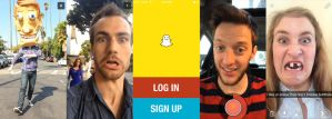 My Friend Sends Me the Weirdest Snapchats by sethward