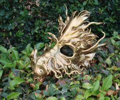 Temple Dragon Mask 5 by NomadStudioDesigns
