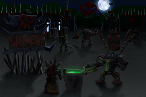 New horde by unknown220v