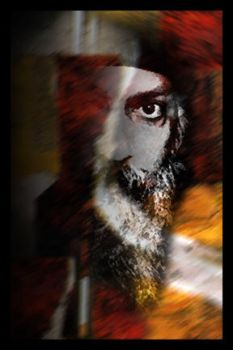 Osho Rajneesh by worldofcreativeart